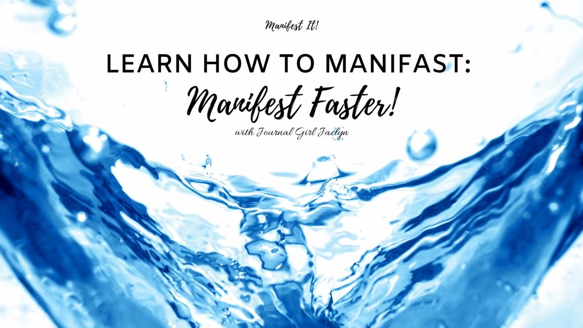 ManiFAST Banner Water