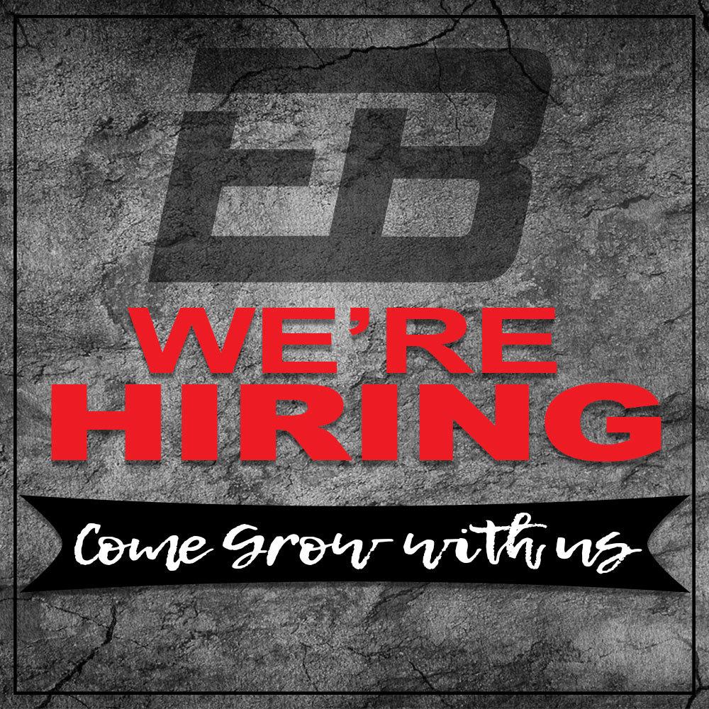 we re-hiring
