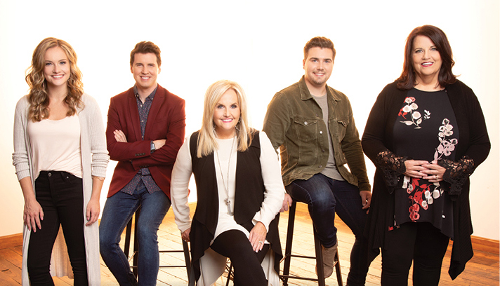 Karen Peck and New River Receive Two 2019 Dove Award Nominations