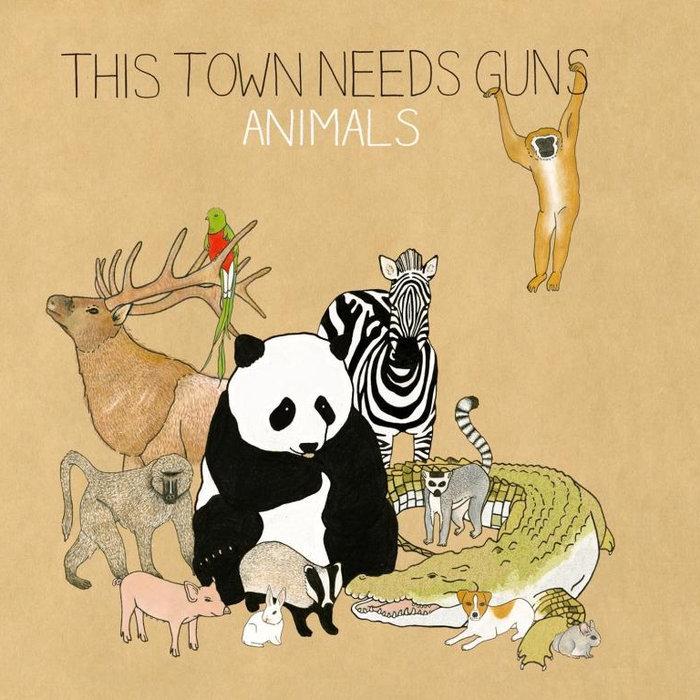 ttng ANIMALS capa