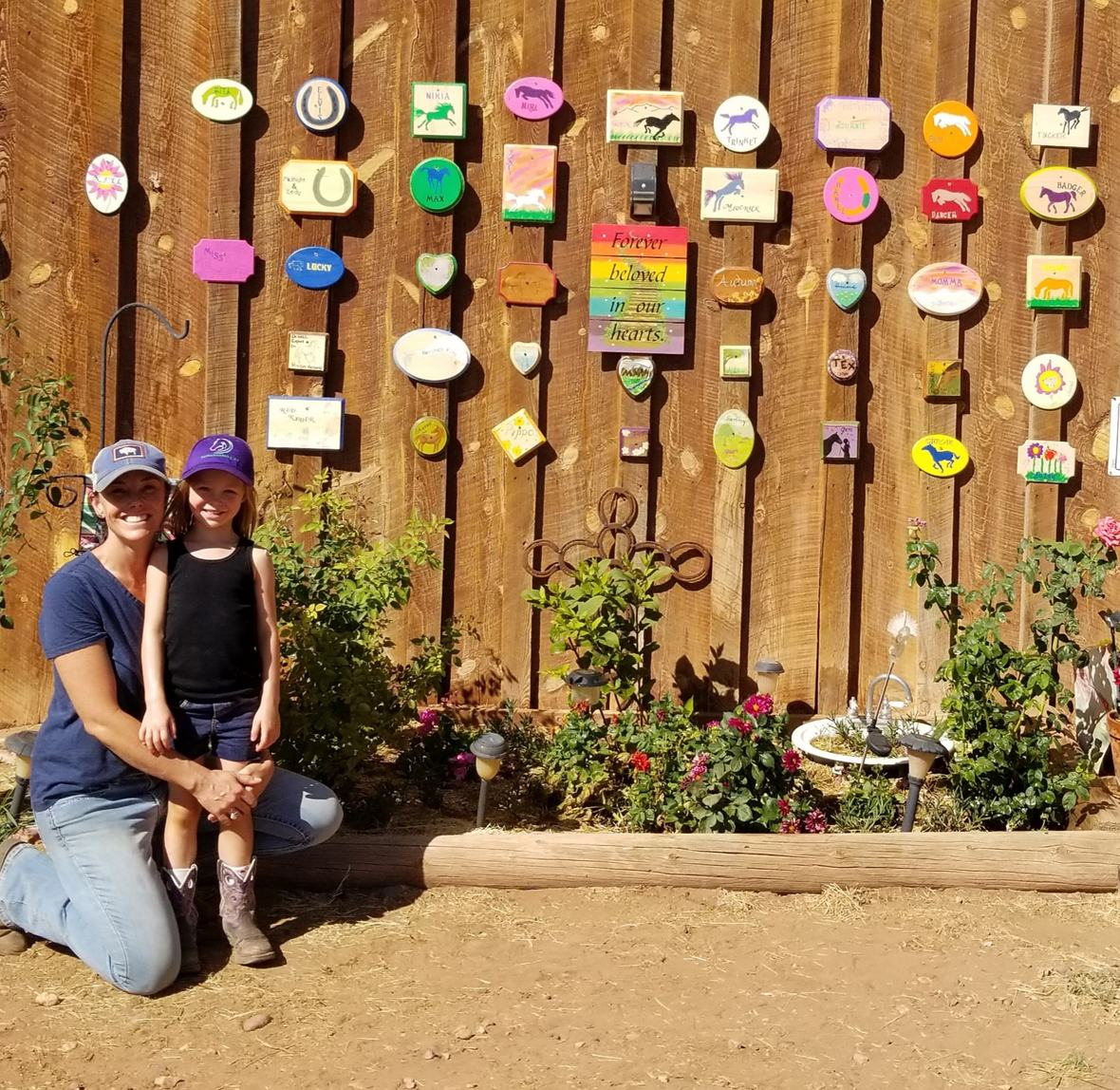 20190825 Nikki Finn memorial wall
