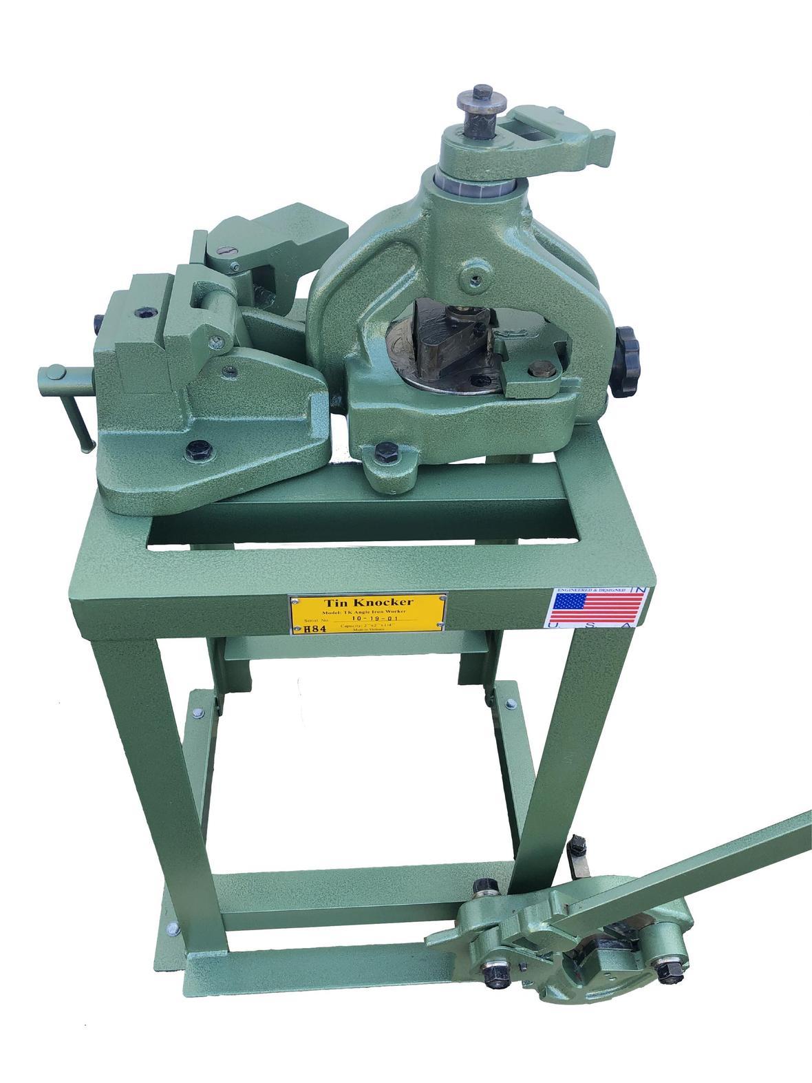 TK Angle Iron Worker JPG