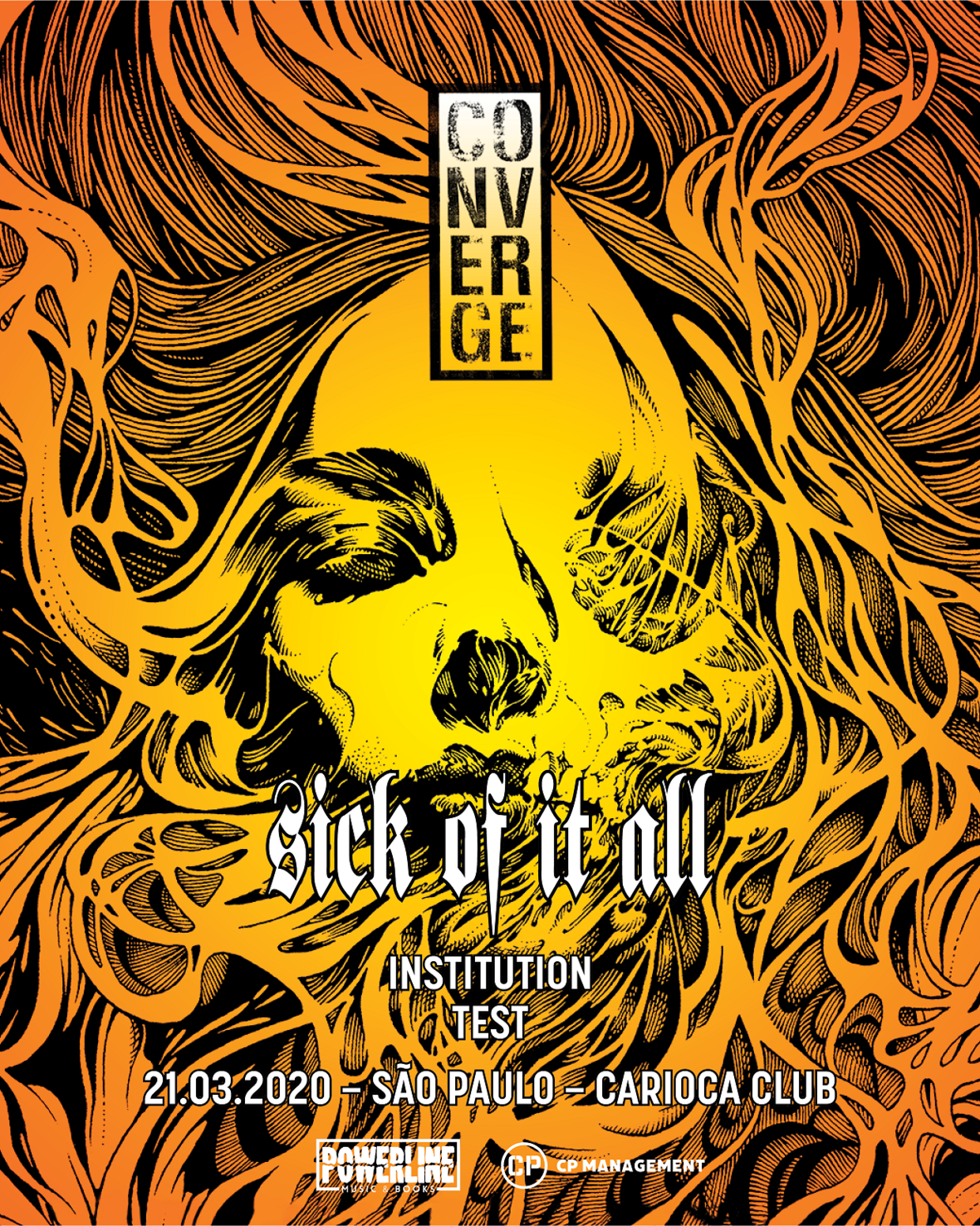 CONVERGE SOIA - POSTER
