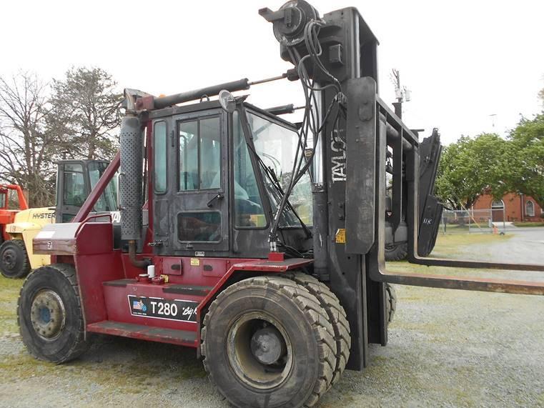 2006 TAYLOR T280S Forklift