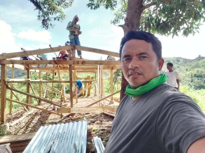 2021 Nehlu Torres church building start