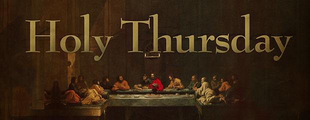 holythursday