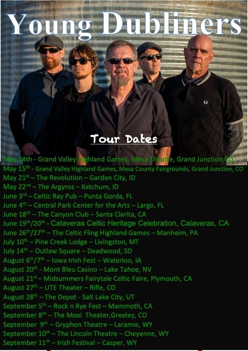 tour dates page 1