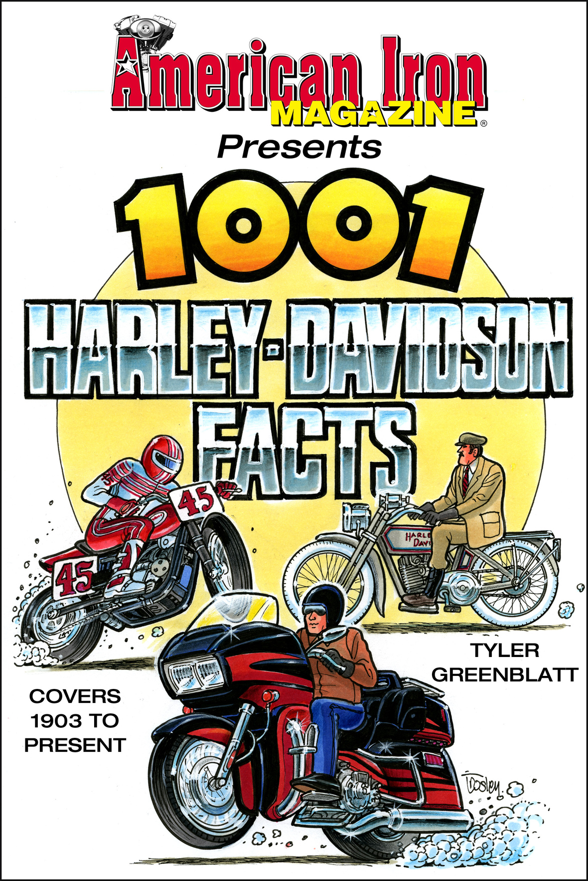 1001 HD Facts