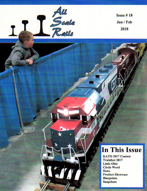 All Scale Rails Cover Issue 18 January February 2018 72DPI