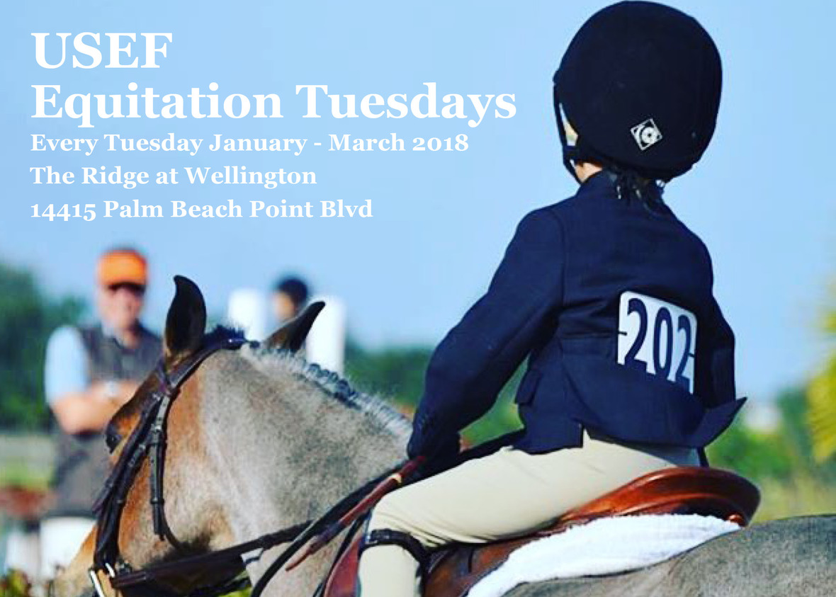 USEF Equitation Tuesdays