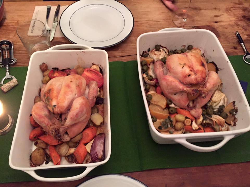 CookDC Dueling Chickens Customer PIcs