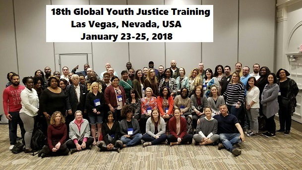 Global Youth Justice Vegas Photo