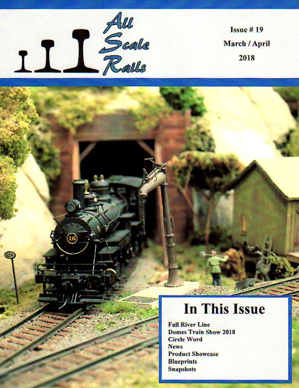 All Scale Rails Cover Issue 19 March April 2018 72DPI