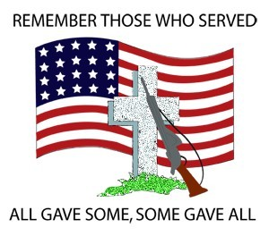 Remember Those who Served