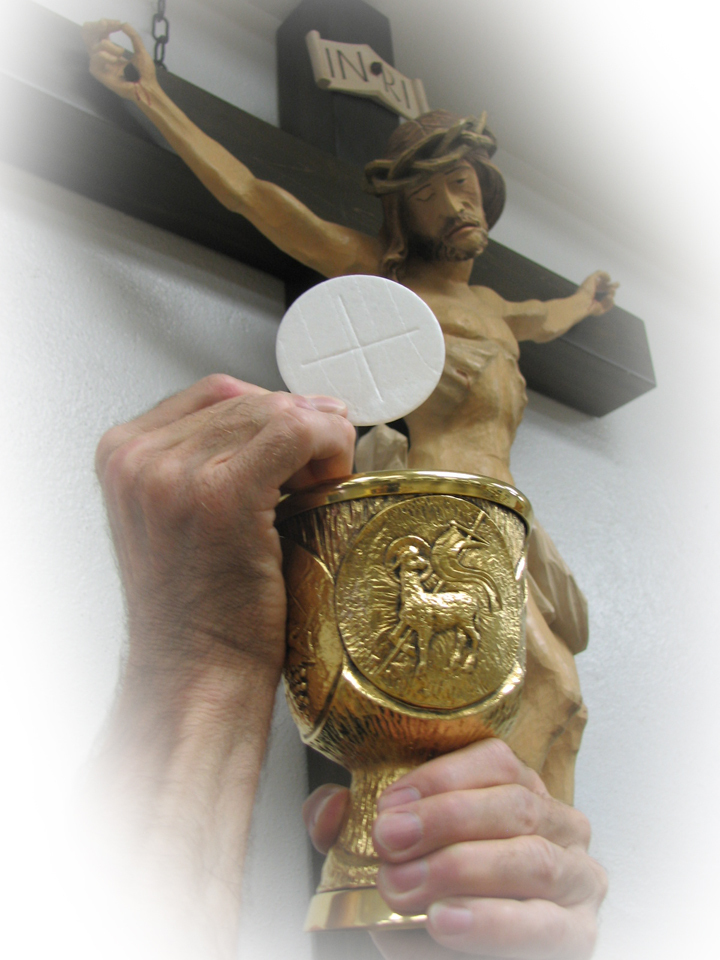 eucharistjesuscross