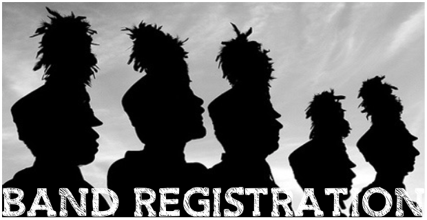 band registration