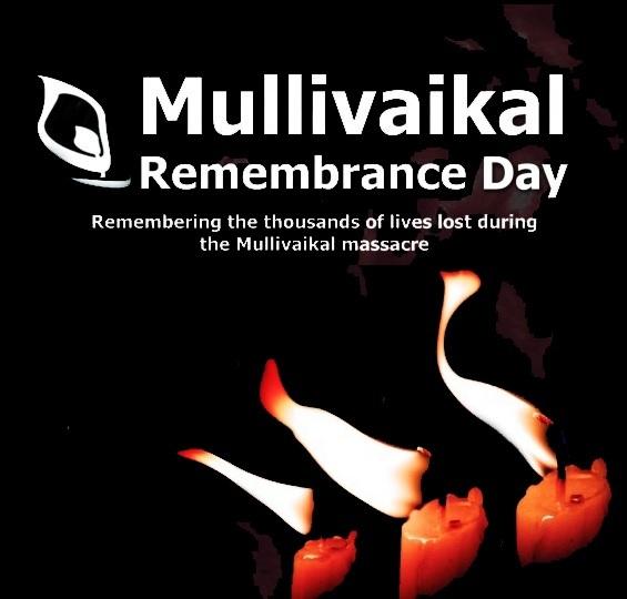 Mullivaikal-Remembrance