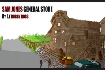 Sam Jones Gen Store