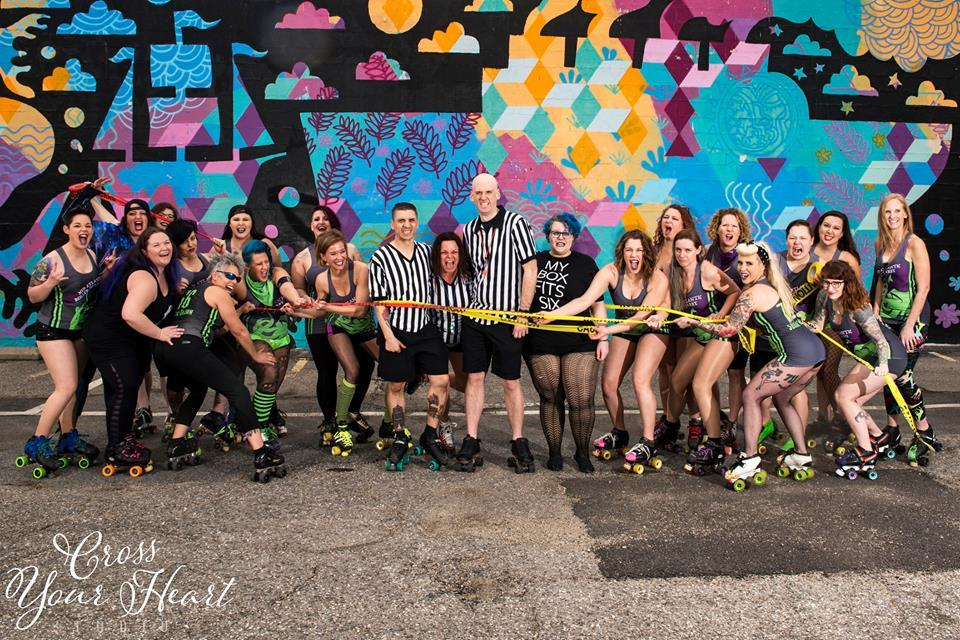 ROLLER Group Pic