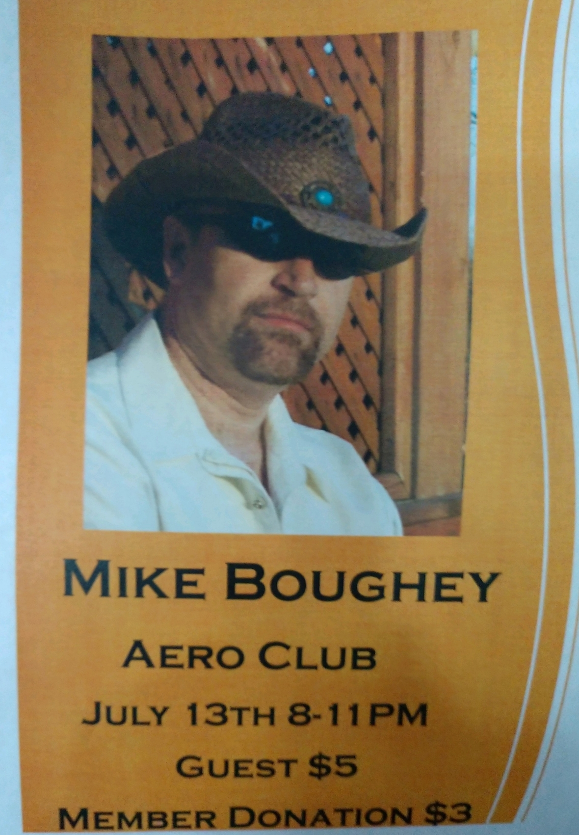 mike boughey
