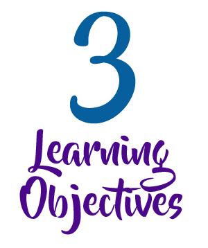 3LearningObjectives