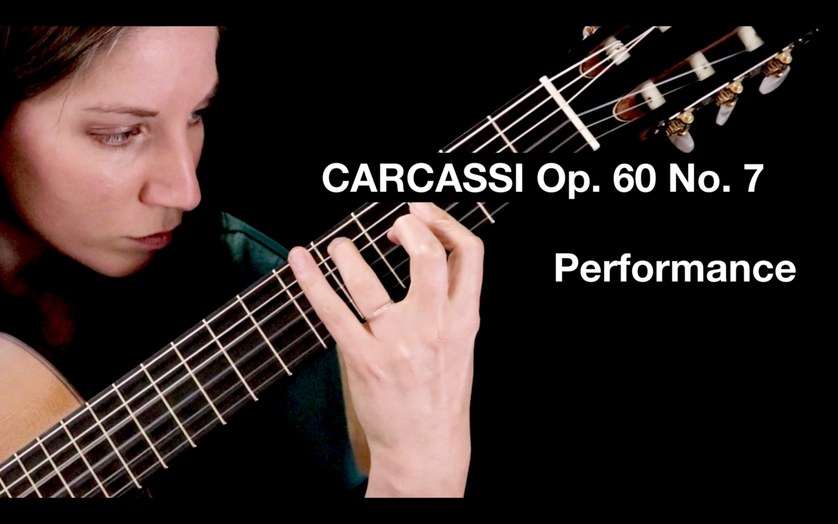 EliteGuitarist Carcassi No. 7 Performance Preview
