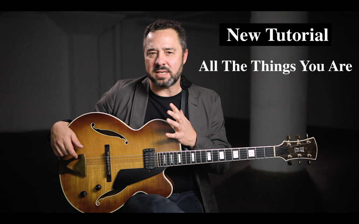 All The Things You Are EliteGuitarist