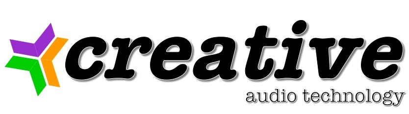 Creative AT color Logo