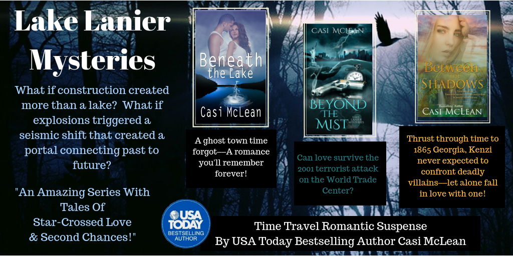 Lake Lanier Mysteries Archives - Casi McLean—USA Today Bestselling