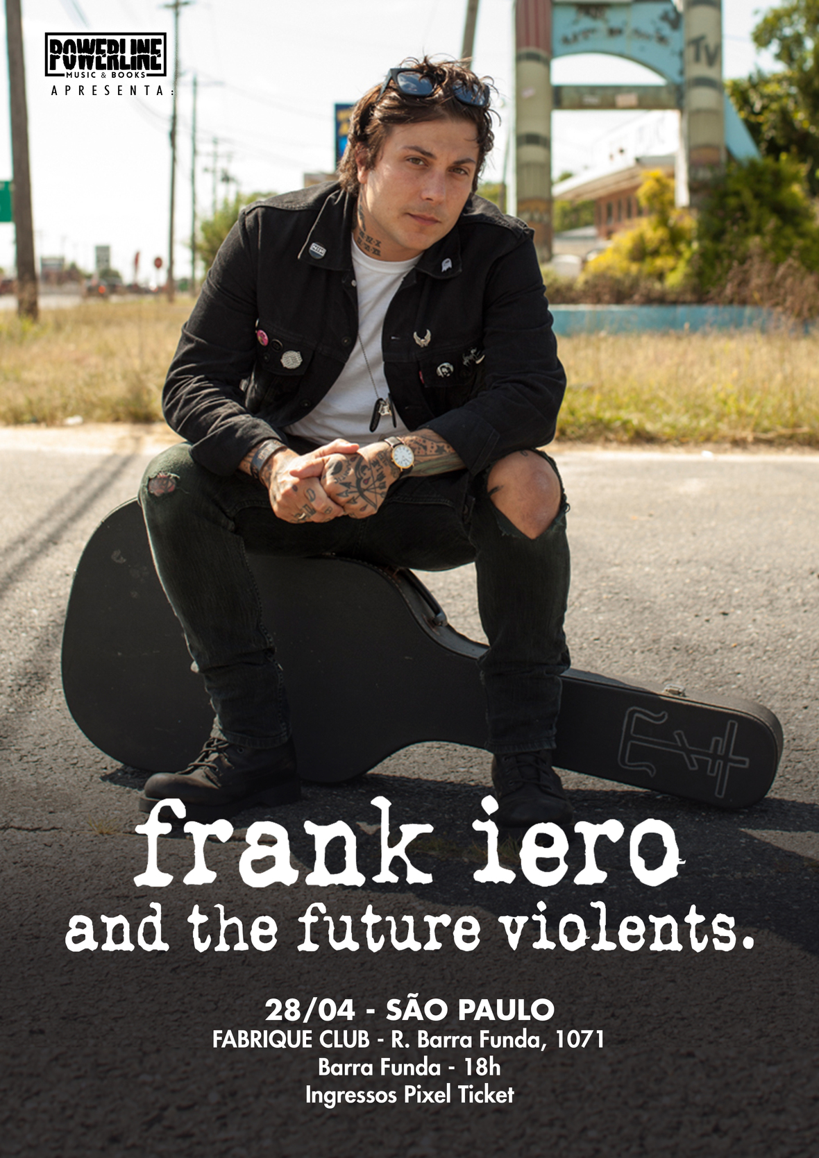 Powerline - Frank Iero Tour SP