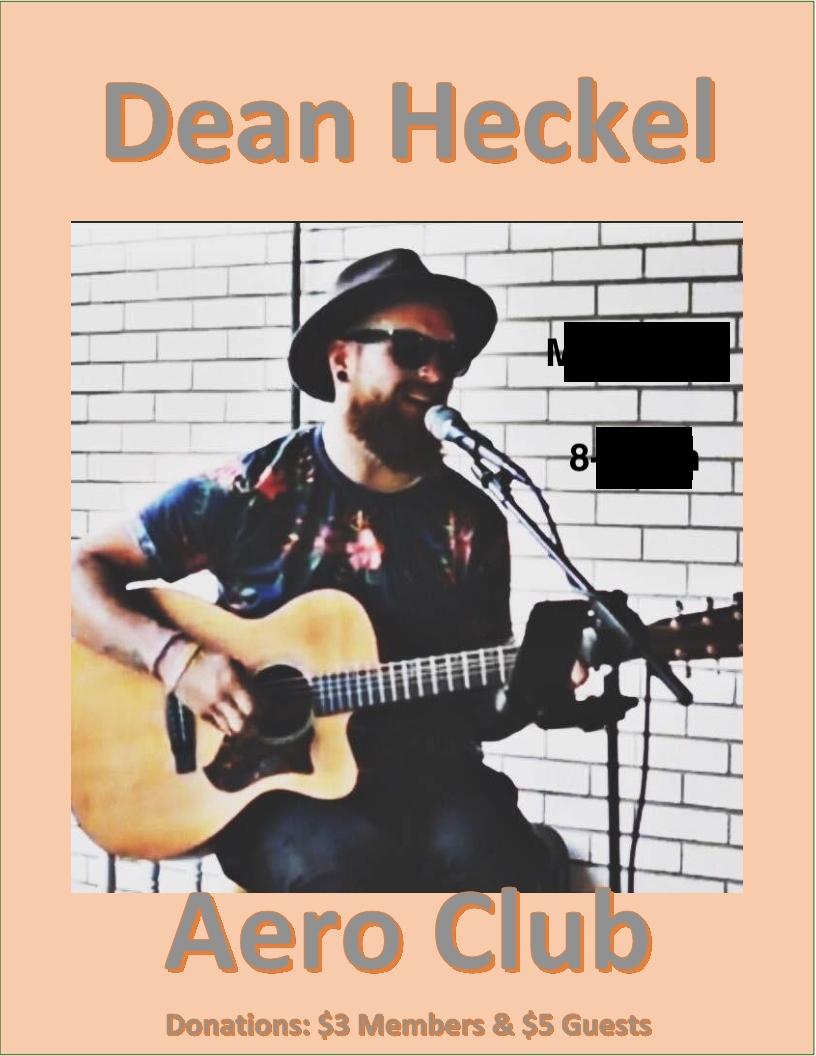 Dean Heckel 020119