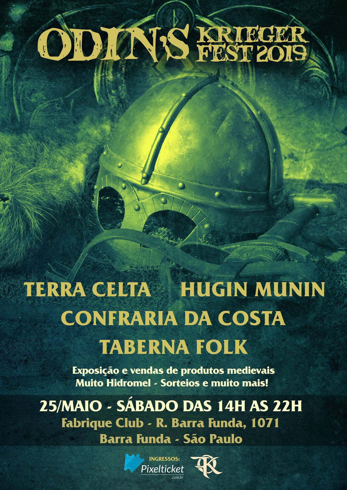 Odins Krieger Fest - A4 Geral 02