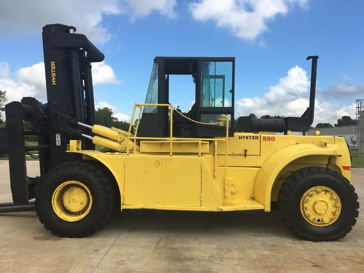 1996 Hyster H550F
