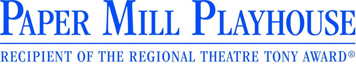 PMP TONY AWARD Logo Blue