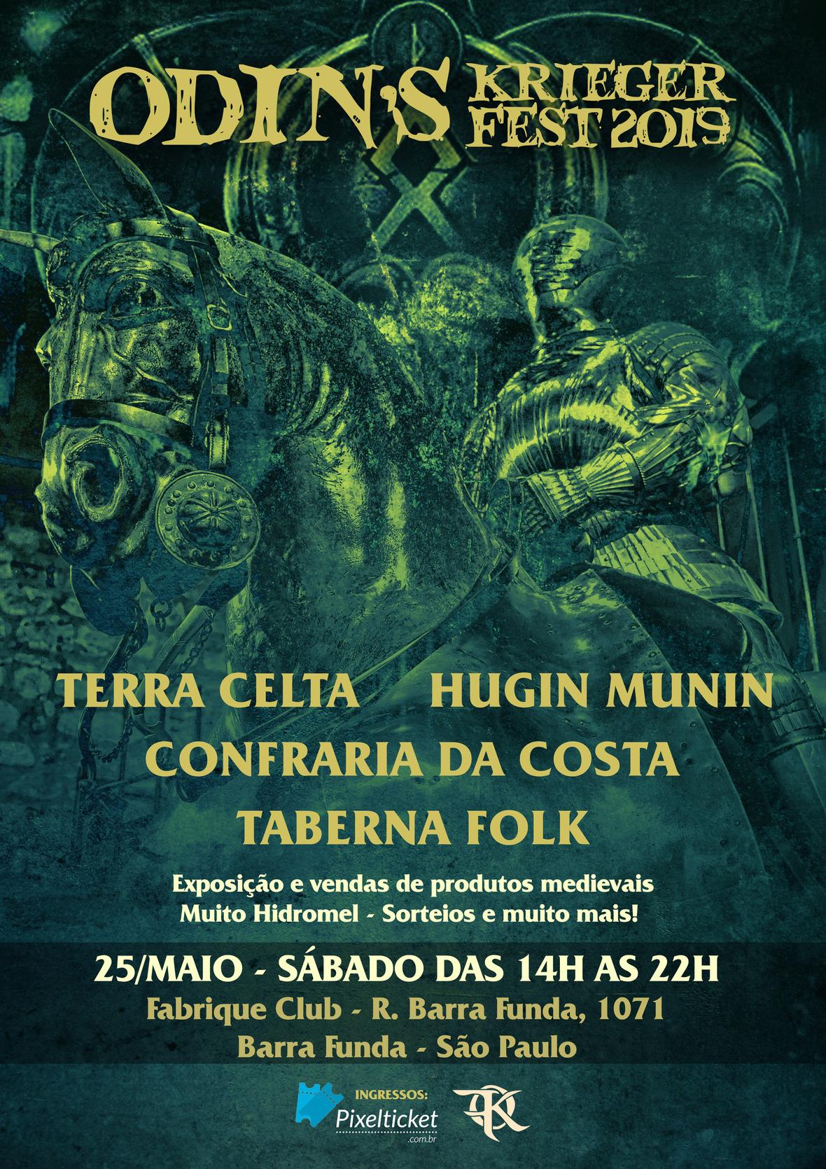 Odins Krieger Fest - A4 Geral 01